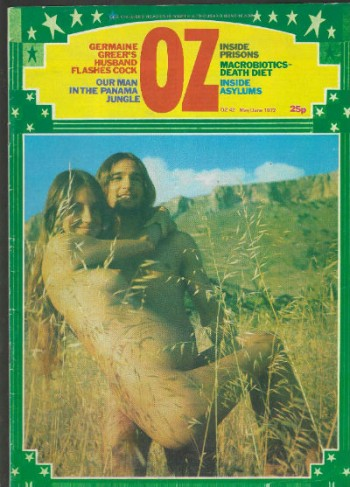 OZ #42 May/June 1972
