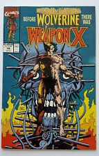Marvel comics presents Weapon X;#72 thru #84 (13 issues)