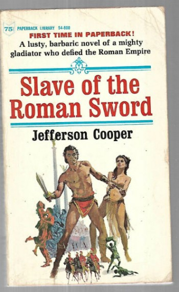 Slave of the Roman Sword