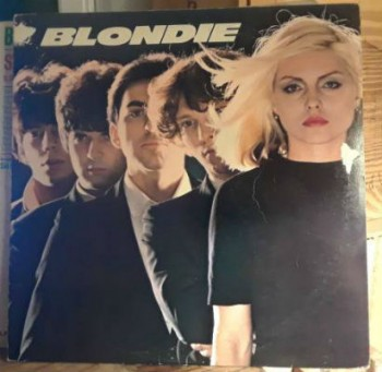 Blondie-Blondie (First record)