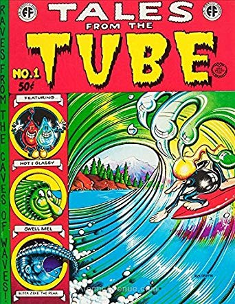 Tales from the Tube #1 (2nd) VF ; Print Mint comic book