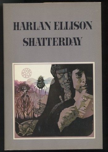 SHATTERDAY. Houghton Mifflin, Boston, 1980. Signed plate numbered to 1000 copies as issued by the publisher.
