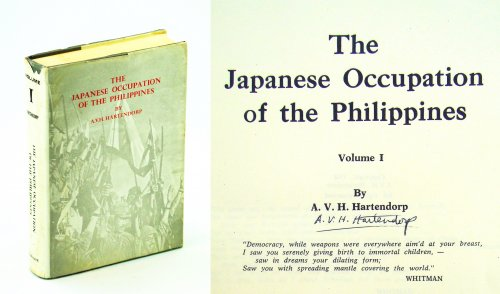 The Japanese Occupation of the Philippines. Volume I
