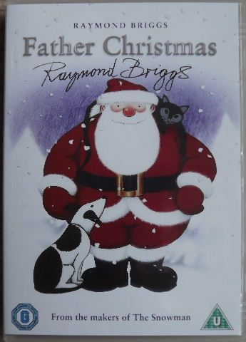 Father Christmas DVD