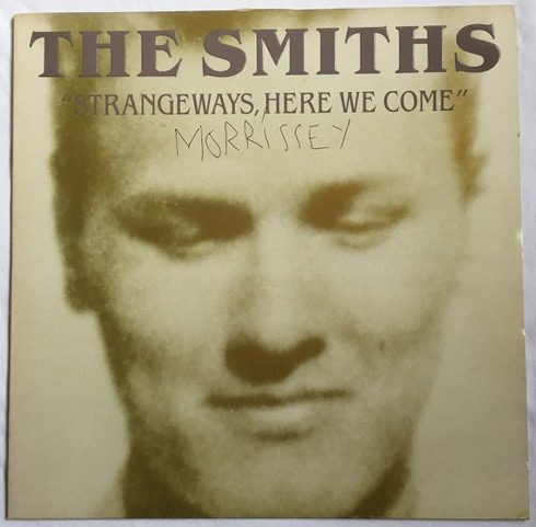 Strangeways Here We Come SIGNED
