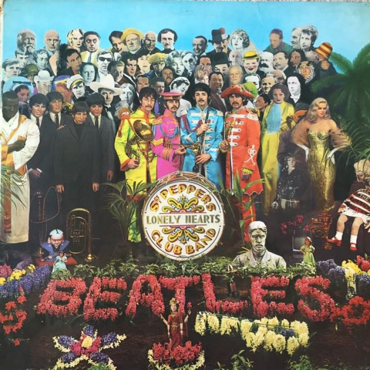 Sgt. Peppers Lonely Hearts Club Band AUTOGRAPHED