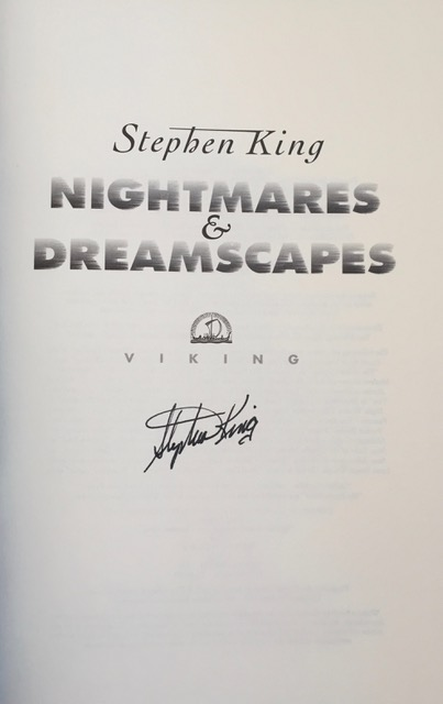 Nightmares Dreamscapes