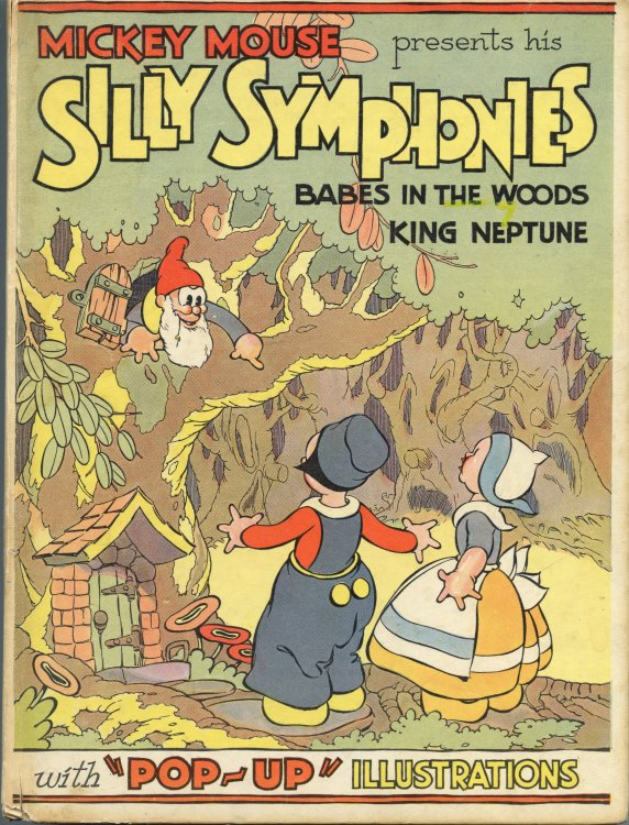 The Pop-Up Silly Symphonies