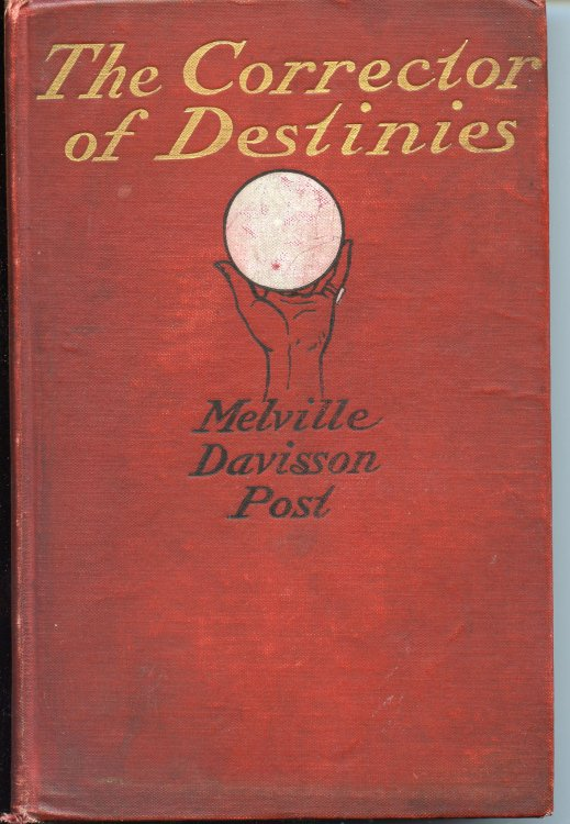 The Corrector of Destinies