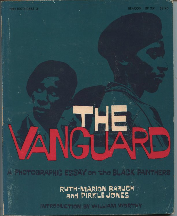 The Vanguard: A Photographic Essay on the Black Panthers